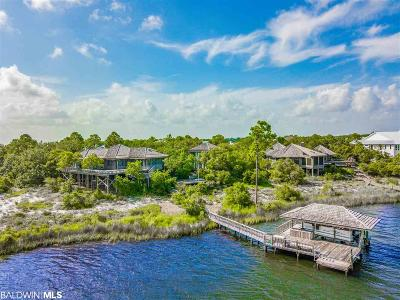 Orange Beach Single Family Home For Sale: 33220 River Road