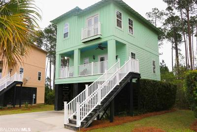 Gulf Shores Single Family Home For Sale: 4300 County Road 6 #8