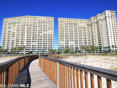 Gulf Shores Condo/Townhouse For Sale: 527 Beach Club Trail #C808