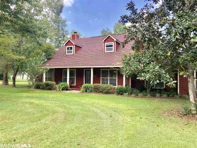 Foley Single Family Home For Sale: 18711 Symphony Lane