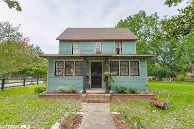 Silverhill Single Family Home For Sale: 16255 Silverhill Avenue