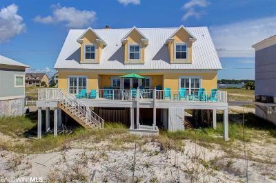 Gulf Shores, Orange Beach Single Family Home For Sale: 2283 W Beach Blvd