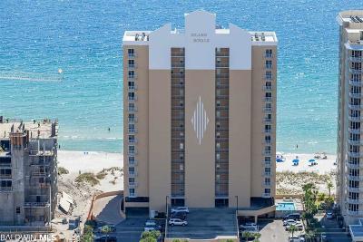 Gulf Shores, Orange Beach Condo/Townhouse For Sale: 809 W Beach Blvd #805