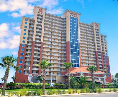 Gulf Shores Condo/Townhouse For Sale: 365 E Beach Blvd #906