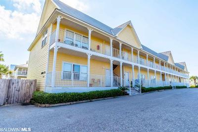 Gulf Shores Condo/Townhouse For Sale: 1485 W Lagoon Avenue #205