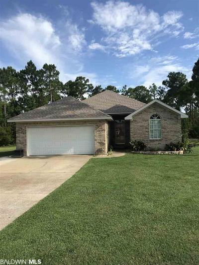Gulf Shores, Orange Beach Single Family Home For Sale: 24610 Tarpon Ln
