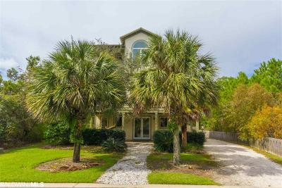 Gulf Shores Single Family Home For Sale: 6772 Kiva Way