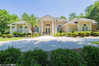 Fairhope Single Family Home For Sale: 103 Willow Lake Drive