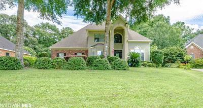 Daphne Single Family Home For Sale: 30139 D'olive Ridge