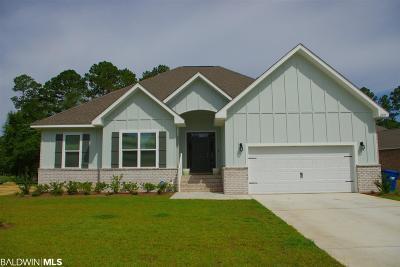 Gulf Shores Single Family Home For Sale: 2207 Hogan Dr