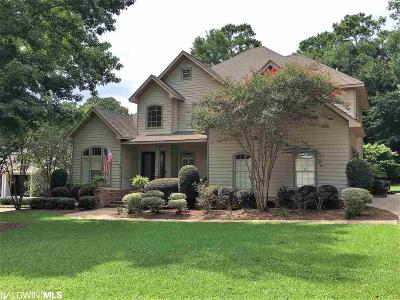 Daphne Single Family Home For Sale: 1177 Landings Road