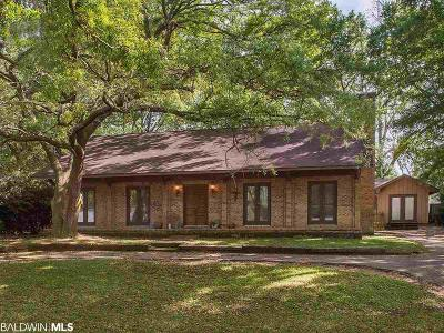 Fairhope Single Family Home For Sale: 53 Echo Lane