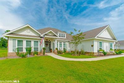 Fairhope Single Family Home For Sale: 866 Onyx Lane