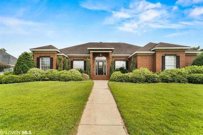 Fairhope Single Family Home For Sale: 8899 Lakeview Drive