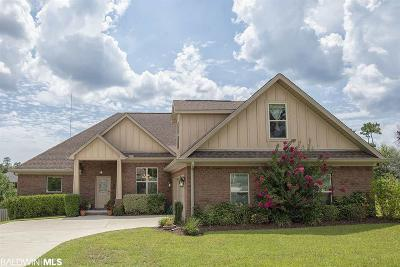 Spanish Fort Single Family Home For Sale: 32195 Wildflower Trail