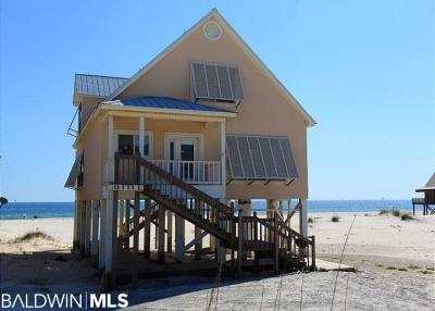 Gulf Shores Single Family Home For Sale: 4708 State Highway 180