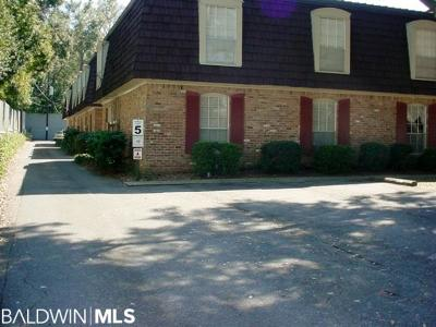 Fairhope Condo/Townhouse For Sale: 207 S Mobile Street #203