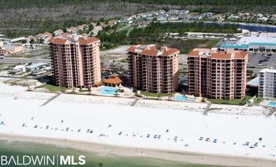Orange Beach Condo/Townhouse For Sale: 25240 Perdido Beach Blvd #703C