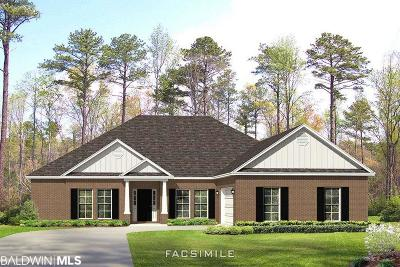 Fairhope Single Family Home For Sale: 22068 Sutherland Cir