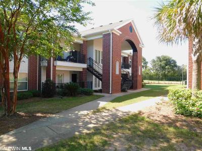 Gulf Shores Condo/Townhouse For Sale: 20050 Oak Rd #3811