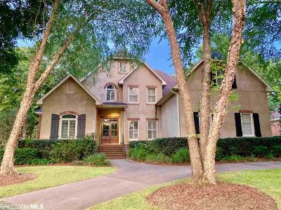 Fairhope Single Family Home For Sale: 105 High Pines Ridge