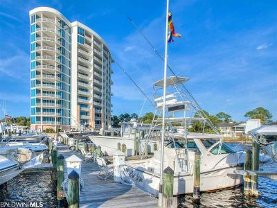 Orange Beach Condo/Townhouse For Sale: 28250 Canal Road #508