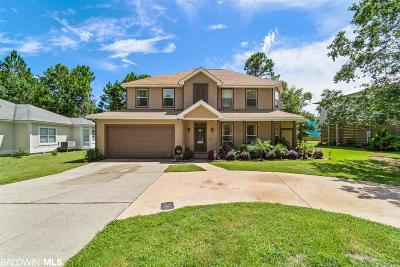 Orange Beach Single Family Home For Sale: 26253 St Lucia Drive