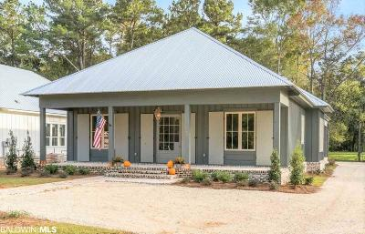 Fairhope Single Family Home For Sale: 6168 County Road 32