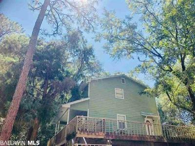 Robertsdale Single Family Home For Sale: 25860 Goat Cooper Road