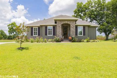 Fairhope Single Family Home For Sale: 17716 Burwick Loop