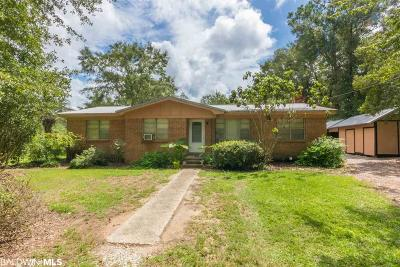 Foley Single Family Home For Sale: 7990 N Wenzel Rd