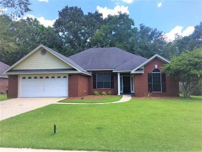 Fairhope Single Family Home For Sale: 20378 Northwood Street