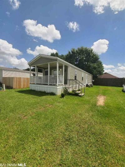 Loxley Single Family Home For Sale: 24316 Precious Drive