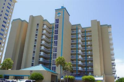 Orange Beach Condo/Townhouse For Sale: 24038 Perdido Beach Blvd #405