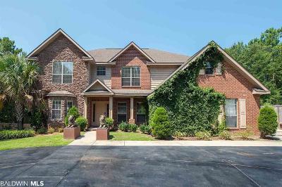 Single Family Home For Sale: 35909 S Cramblitt Lane