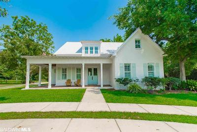 Fairhope Single Family Home Contingent On Sale: 129 Song Grove Blvd