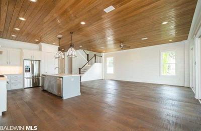 Orange Beach Single Family Home For Sale: 3740 Orange Beach Blvd