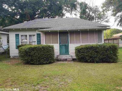 Foley Single Family Home For Sale: 306 W Orange Avenue