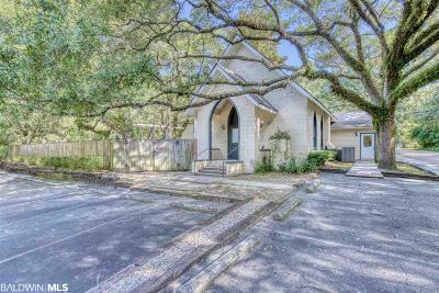 Daphne Single Family Home For Sale: 415 College Avenue