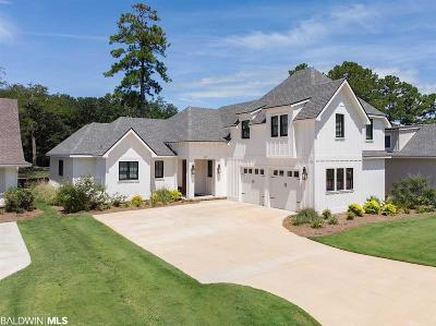 Fairhope Single Family Home For Sale: 435 Colony Drive