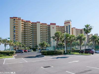 Orange Beach Condo/Townhouse For Sale: 24400 Perdido Beach Blvd #004