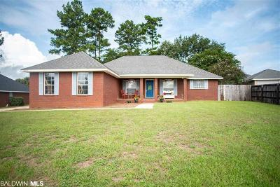 Loxley Single Family Home For Sale: 25195 Lakeside Ter