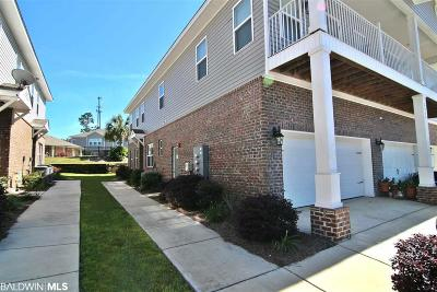 Spanish Fort Condo/Townhouse For Sale: 6824 Spaniel Drive #C