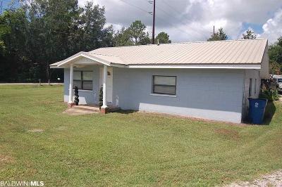 Elberta Single Family Home For Sale: 12515 E Alabama Street