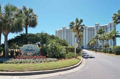 Gulf Shores Condo/Townhouse For Sale: 375 Beach Club Trail #A-608