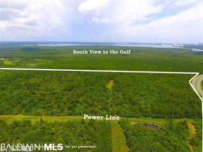 Orange Beach Residential Lots & Land For Sale: 23601 Roscoe Rd