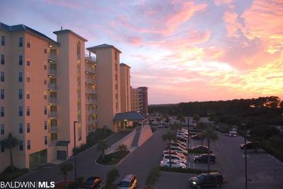 Gulf Shores Condo/Townhouse For Sale: 453 Dune Drive #602