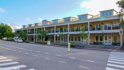Fairhope Condo/Townhouse For Sale: 50 S Church Street #9
