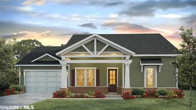 Daphne Single Family Home For Sale: 27891 Jasper Court