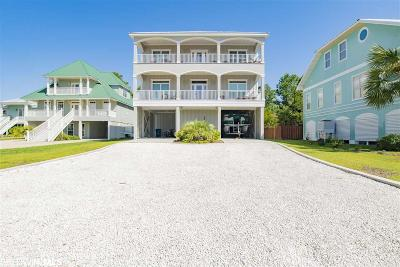 Orange Beach Single Family Home For Sale: 4139 Harbor Road